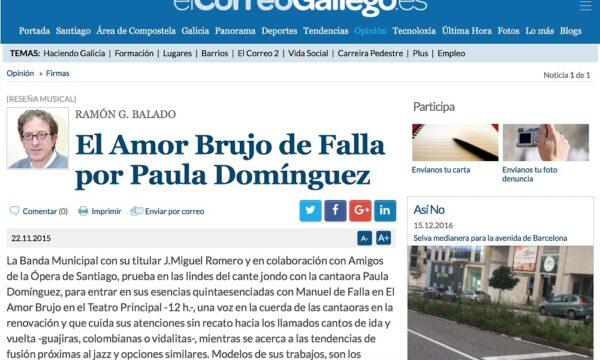 correo gallego