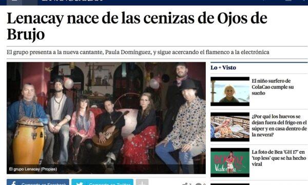 lenacay La Vanguard